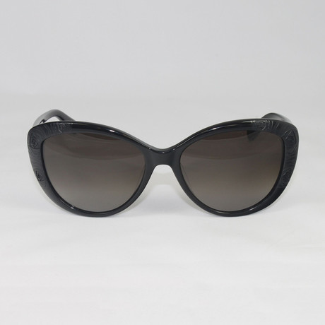 Valentino Women's V617S Sunglasses // Black