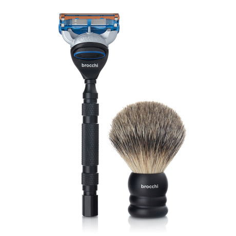 Smooth Shave Kit