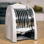 Nuni 6-Tortilla Toaster (Gray)