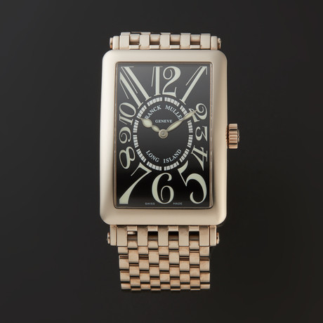 Franck Muller Long Island Quartz // 1000 QZ // Pre-Owned