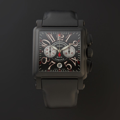 Franck Muller Conquistador Cortez Chronograph Automatic // 10000 H CC NR // Store Display