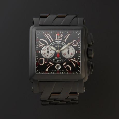 Franck Muller Conquistador Cortez Chronograph Automatic // 10000 H CC NR // Pre-Owned
