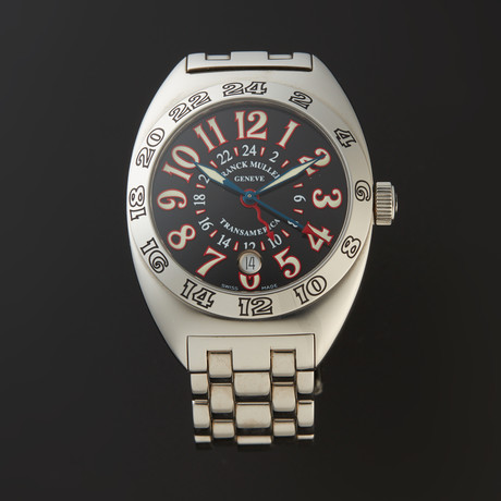 Franck Muller Transamerica Automatic // 2000 WW // Pre-Owned