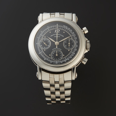 Franck Muller Endurance Chronograph Automatic // 7000 CC // Pre-Owned