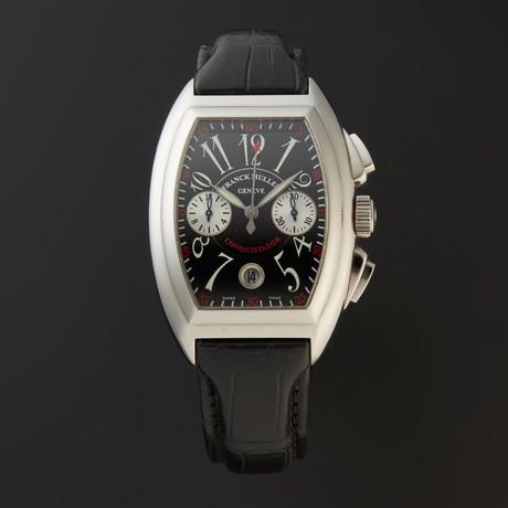 Franck Muller Conquistador Chronograph Automatic // 8005 CC // Store Display