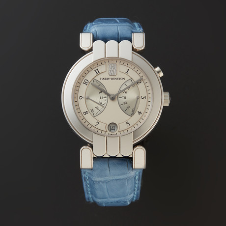 Harry Winston Premier Automatic // 200/MABI35WL.W // Store Display