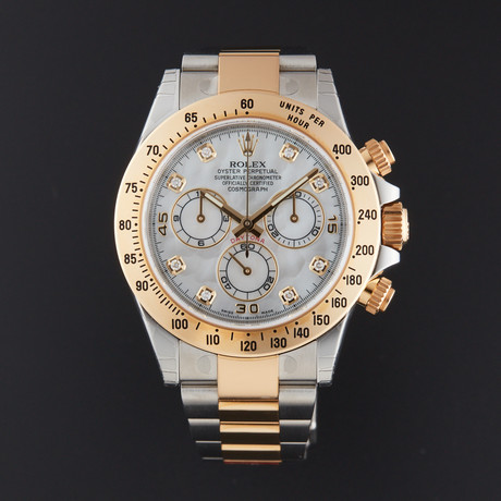 Rolex Daytona Automatic // 116523 // Random Serial // Store Display