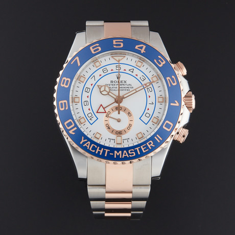 Rolex Yacht-Master II Automatic // 116681 // Random Serial // Store Display