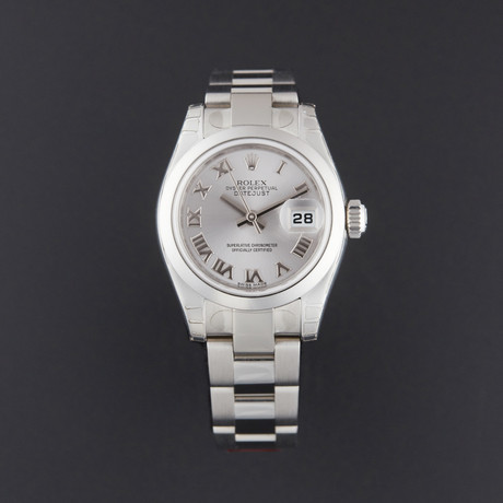 Rolex Lady-Datejust 26 Automatic // 179160 // Random Serial // Store Display