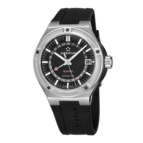 Eterna Kontiki GMT Automatic // 7740.40.41.1289