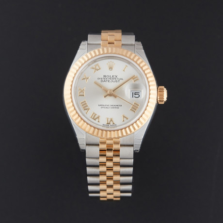 Rolex Lady-Datejust 28 Automatic // 279173 // Random Serial // Store Display