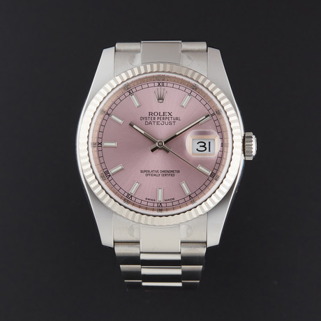 Rolex Datejust 36 Automatic // 116234 // Random Serial // Store Display
