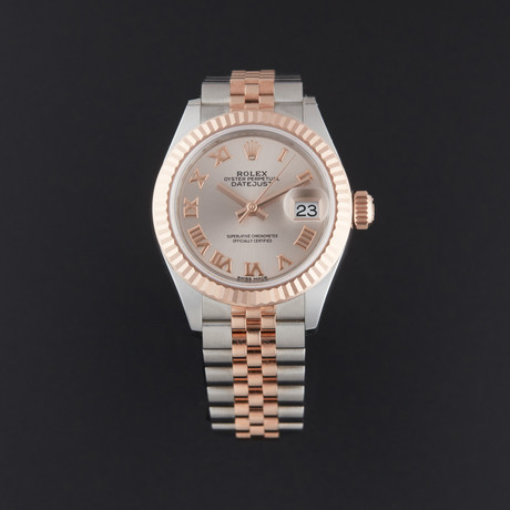 Rolex Lady-Datejust 28 Automatic // 279171 // Random Serial // Store Display