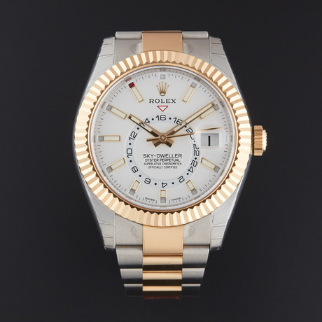 Rolex Sky Dweller Automatic // 326933 // Random Serial // Store Display