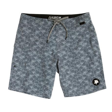 Performo II Coral Boardshorts // Slate (28)