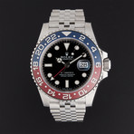 Rolex GMT-Master II Automatic // 126710BLRO // Random Serial // Store Display