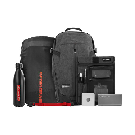 Urban21 Commuter Backpack // Ultimate Bundle