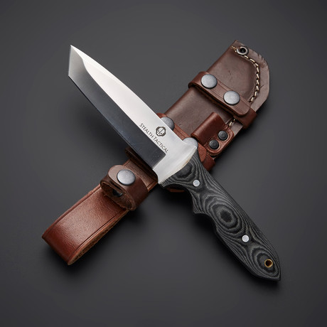 D2 // Tactical Modern-Tanto Hunter Knife