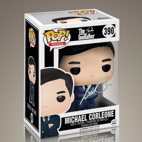 Godfather Michael Corleone // Al Pacino Signed Pop