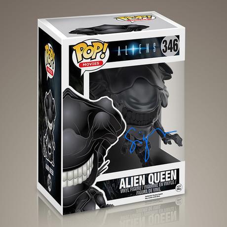 Alien Queen 6'' // Sigouney Weaver Signed Pop