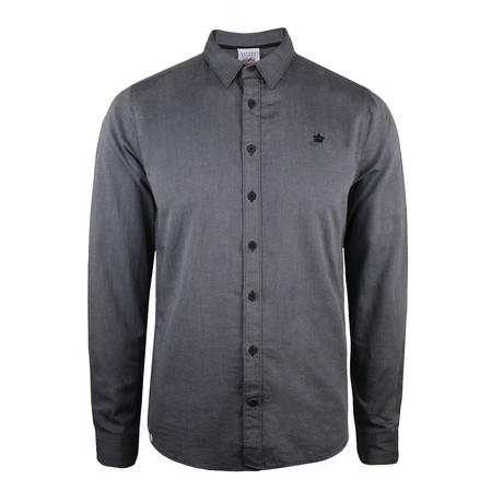 Crown Shirt // Mid Heather Grey (XS)