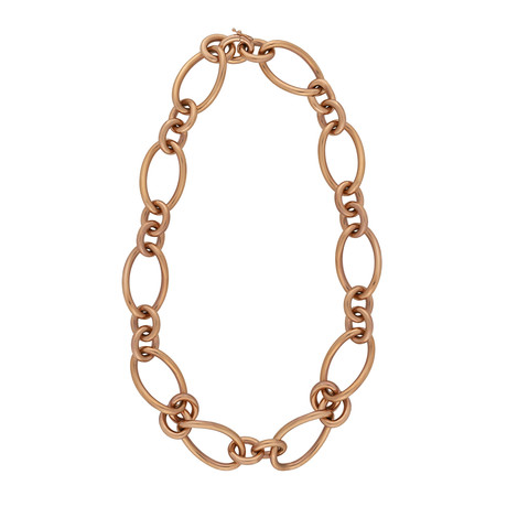 Bucherer 18k Rose Gold Necklace