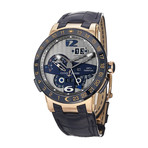 Ulysse Nardin GMT Perpetual Automatic // 326/00