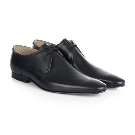 Regent Derby Lace Up // Black (UK: 6)