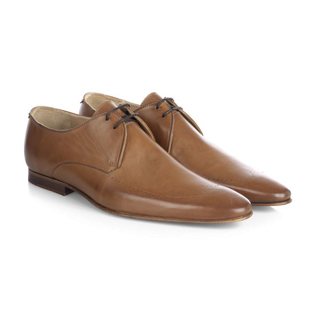 Regent Derby Lace Up // Tan (UK: 6)