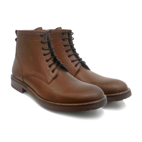 Chancery Lace-Up Boot // Tan (UK: 6)