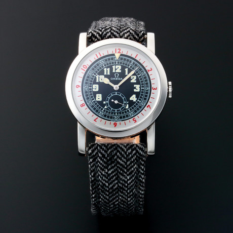 Omega Museum Pilot Automatic // 5702 // Pre-Owned