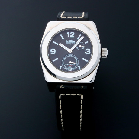 European Company Watch Day Date Quartz // Pre-Owned