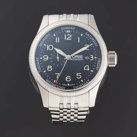Oris Big Crown Automatic // 01 745 7688 4034-07 8 22 30 // Pre-Owned