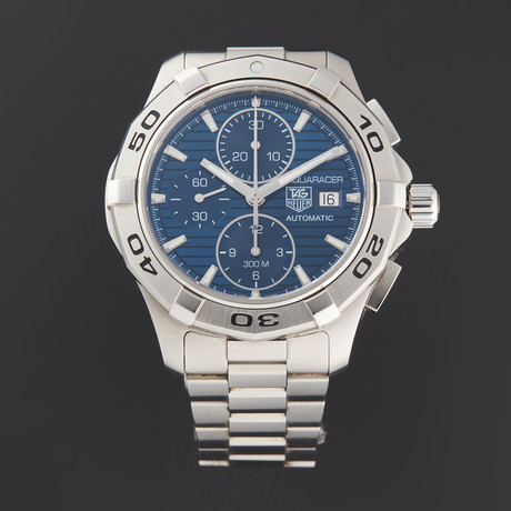 Tag Heuer Aquaracer Chronograph Automatic // CAP2112 // Pre-Owned