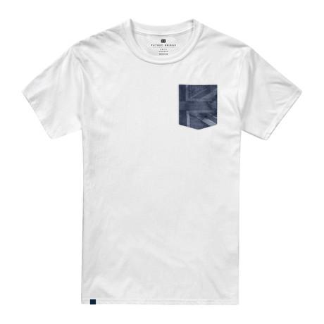 Union Flag White (XS)
