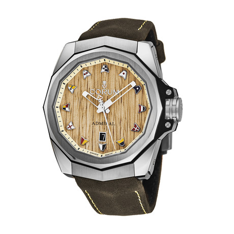 Corum Admiral's Cup Automatic // 082.500.04/0F62 AW01