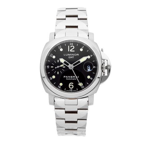 Panerai Luminor GMT Automatic // PAM 160 // Pre-Owned
