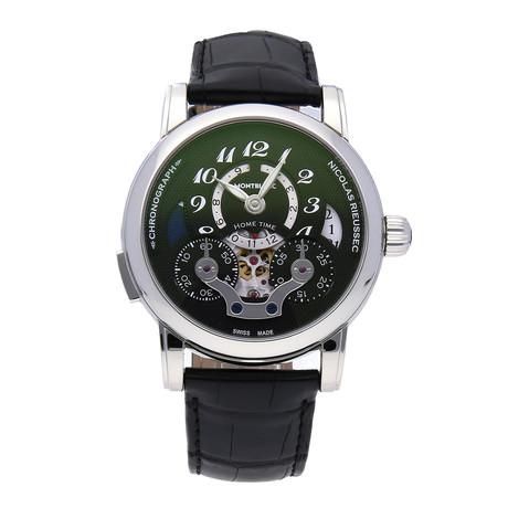Montblanc Nicolas Rieussec Chronograph Automatic // 107070 // Pre-Owned