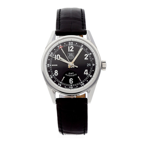 Tag Heuer Carrera GMT Automatic // WV2113.FC6170 // Pre-Owned