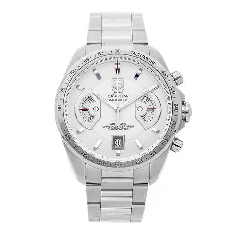 Tag Heuer Grand Carrera Chronograph Automatic // CAV511B.BA0902 // Pre-Owned