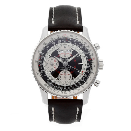 Breitling Montbrillant Datora Chronograph Automatic // A2133012/B993 // Pre-Owned