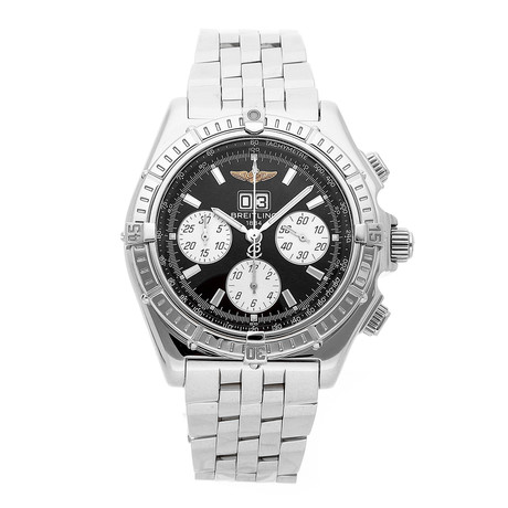 Breitling Crosswind Special Chronograph Automatic // A4435512/513 // Pre-Owned