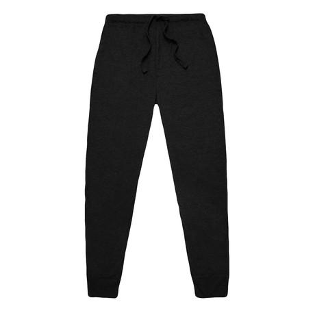 Jersey Lounge Pant // Black (S)