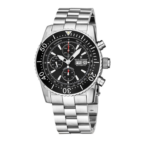 Revue Thommen Chronograph Automatic // 17030.6134