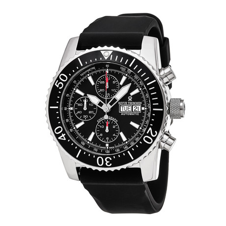 Revue Thommen Chronograph Automatic // 17030.6534