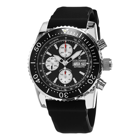 Revue Thommen Chronograph Automatic // 17030.6537