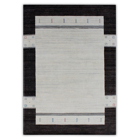 Loom Collection // Geometric Wool Rug I