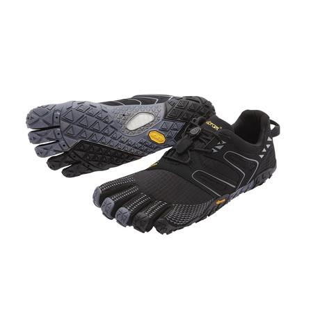 V-Trail // Black + Grey (Euro: 37)