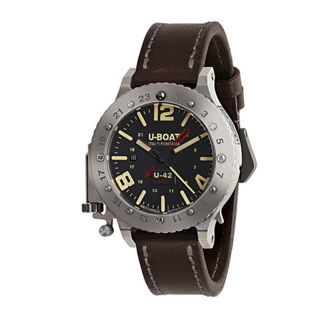 U-Boat U-42 GMT Automatic // 8095