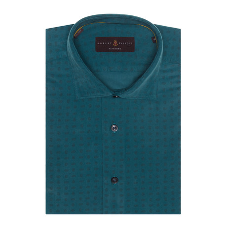 Crespi IV Tailored Fit // Teal (S)
